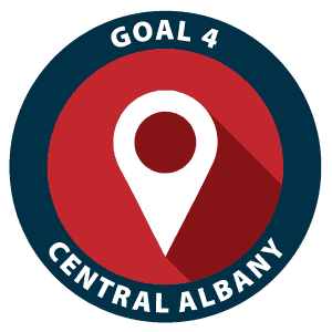 Goal 4: Central Albany